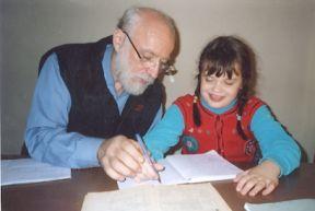 Профессор Чапковский и Соня Шаталова